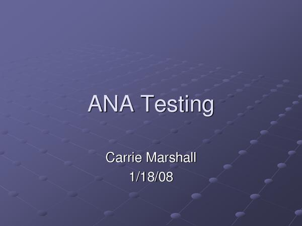 What are some good ways to stay on track with ana?