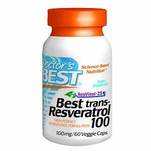 Is it safe for men to take trans-resveratrol supplement? Because it has phytoestrogens
