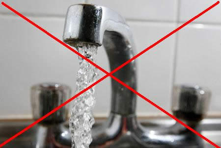 Is it possible to have an allergy to hard water but not purified water?
