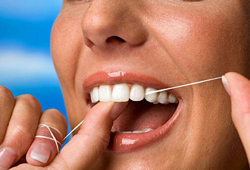 How many times should you brush, floss and use mouthwash a day?
