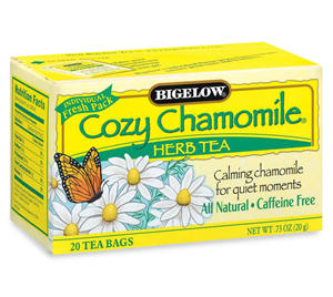Can u drink camomile tea when taking wellbutrin (bupropion) and ativan?