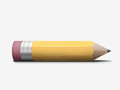 Do pencil like stools look just like pencil thin?