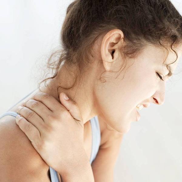 I have constant discomfort in my neck and jaw when i lay down and cannot get relief even if i try to crack my neck what can I do to stop the pain?