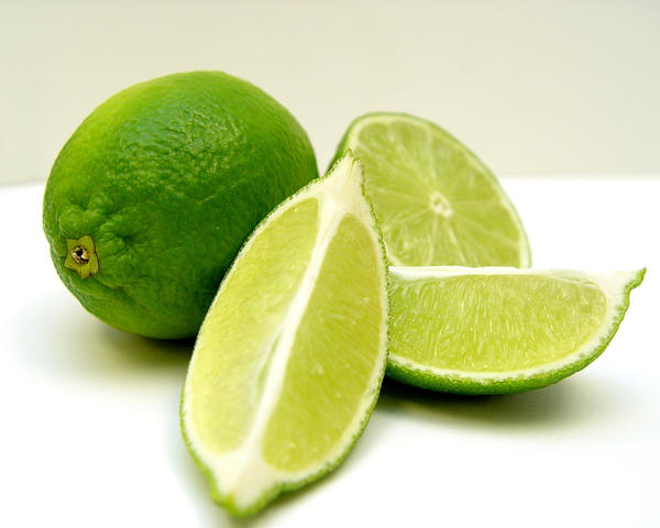 How can I tell if i'm allergic to limes?
