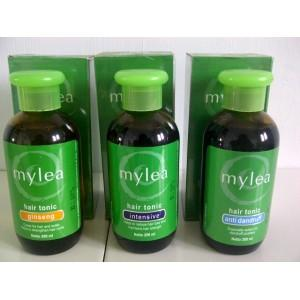 "Does the hair tonic ""mylea"" that treats the hair loss have any consequences in the future?"