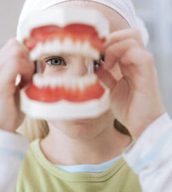 Is it normal for anesthesiologists to ask about dental health?