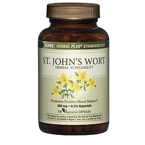 Is it safe to take st johns wort pills while breastfeeding?