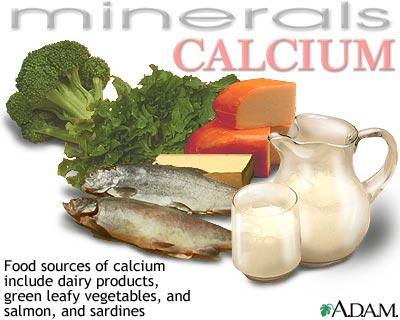 How much mg of iron and calcium should a 17 year old girl take?
