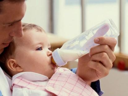 What makes a baby feeding bottle unsterile? If i take it after the sterilization cycle is complete, how much time does it stay sterile?
