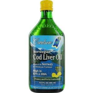 I have developed an awful allergy to cod liver oil which keeps repeating even though I've stopped taking the capsules. Can you advise what I can do?