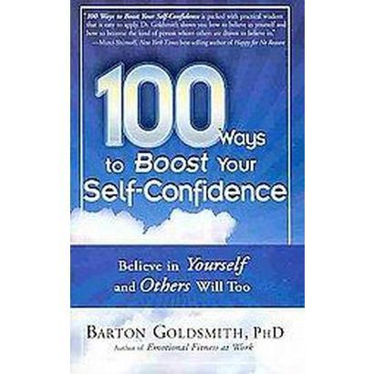 How can I boost my confidence?