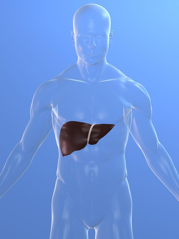 What can cause  a person to need a liver transplant?