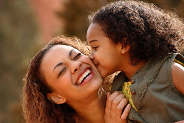 Is there any psychological effect with a mother daughter bond?