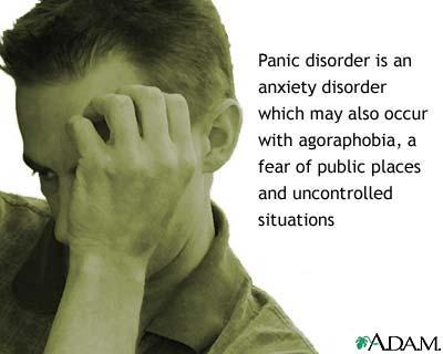 How can I identify if i suffer from panic disorder? Please
