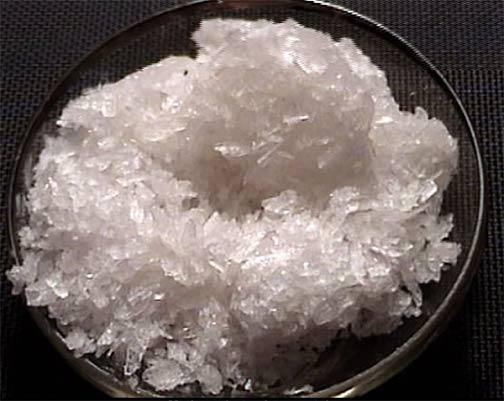 Does baking soda and water allow you to pass a u a from meth use?