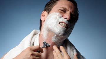 How to get rid of a razor burn fast and effectively?