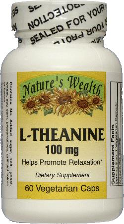 Is taking theanine better than taking straterra for add?