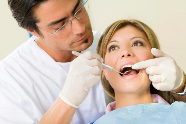What is the process for a gingivectomy via laser?