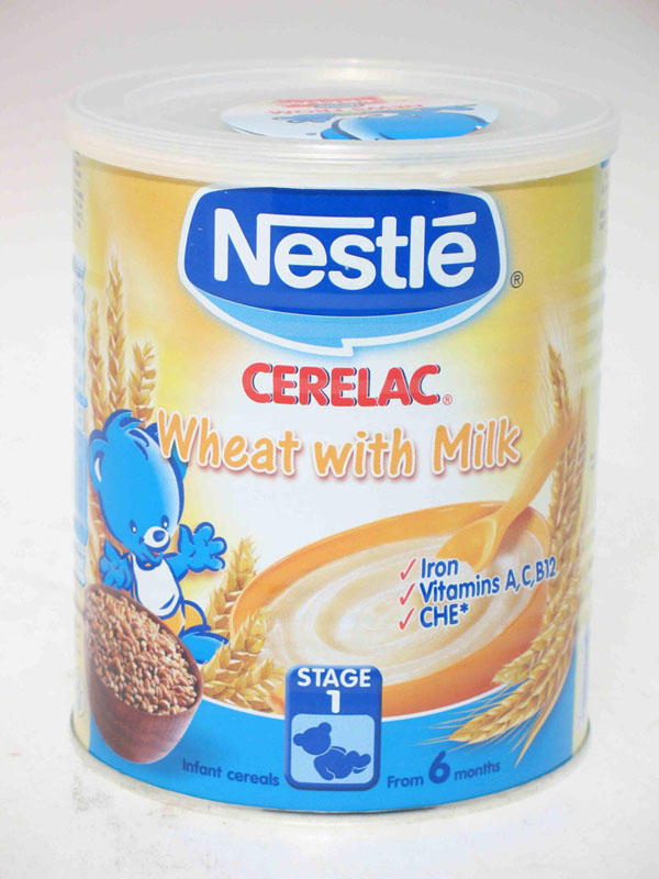 Can I start with cerelac for my 6 months old kid?