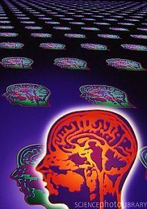 Can 8 years of taking antidepressants develop brain problems?