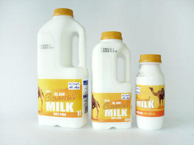 Are there any health advantages of camel's milk?