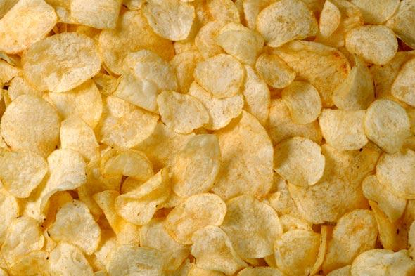Is potato chips carcinogenic? Or can effect our digestive system?