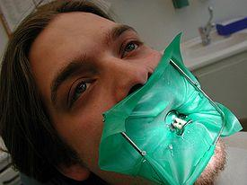 What are dental dams?