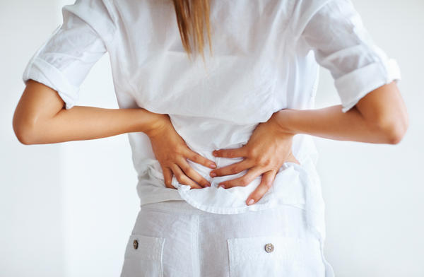 I was treated in an e.R. For muscle spasms in my back. What is a more permanent treatment?