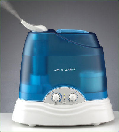 What is the best type of humidifier for sinus problems, warm mist or cool mist?