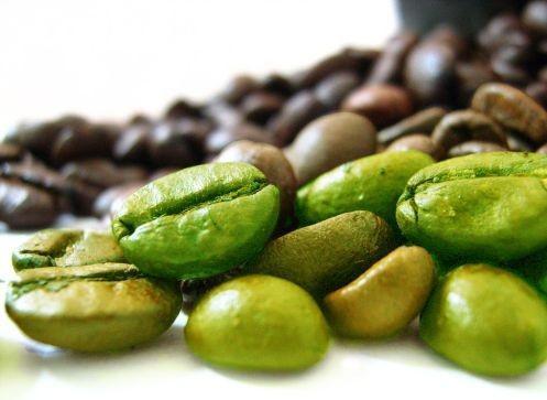 Ca. U take green coffee beans for qeight loss if u have high bloodpressure?