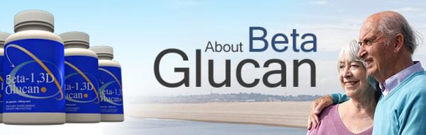 What are beta-glucan supplements for?