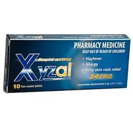 Levocetirizine vs. Desloratadine side effects?