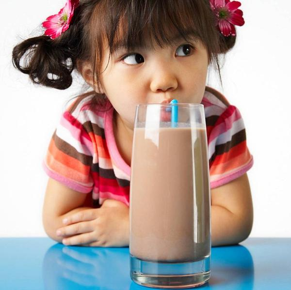 One year old child have lactose problem?