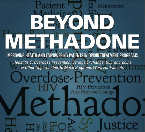 How do can I get methadone outside of going to a methadone clinic?