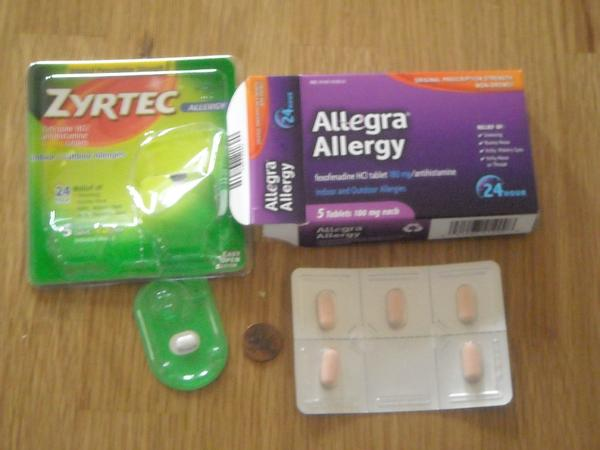 Which is better allegra (fexofenadine) or zytrec?