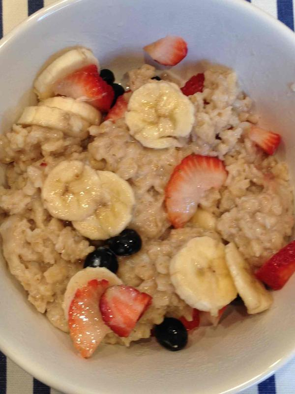 Is it true that eating oatmeal is good?