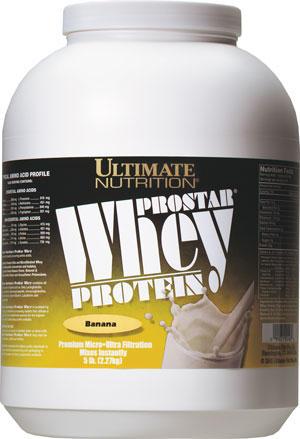 Prostar 100 whey protein taken with milk or water?