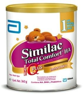 I use similac total comfort for my baby from her birth  ,  and now she is 4 months . Should i switch to similac now   ?