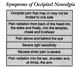 I have the worse burning stabbing pain in my head docs say its prob a bulging disc in my c spine. What can I do about the pain here at home?