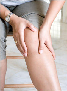 Cure for knee pain?
