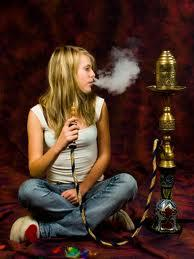 Can damage from smoking water-filtered shisha be related quantitatively to smoking other tobacco products, such as cigarettes?