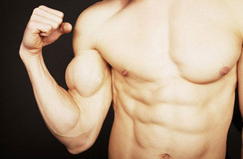 What are ways to tone your muscles quickly?