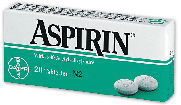 What would happen if you took a whole box of aspirin pain relief within an hour?