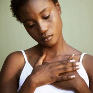 What are the causes of cyclic breast pain?