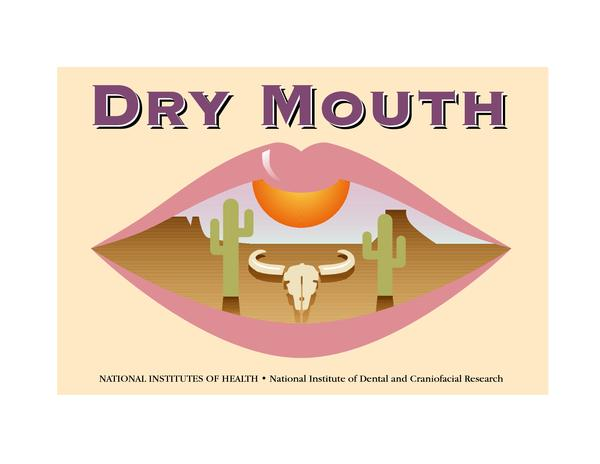 Can drinking too much herbal tea cause dry mouth?