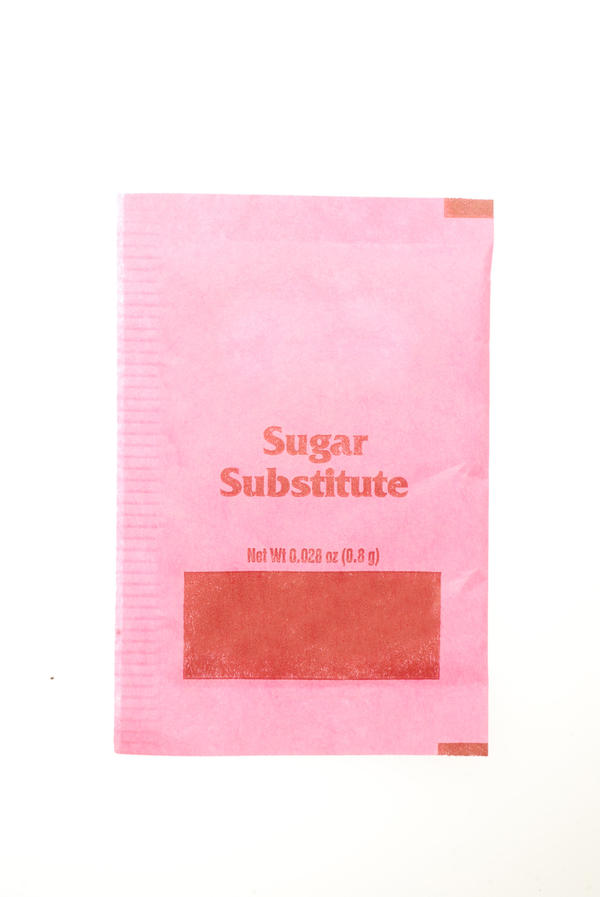 What is the definition or description of: sugar substitute?
