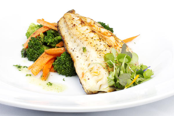 Can i eat undercooked haddock?