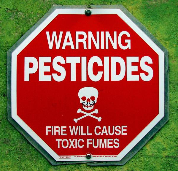 Can pesticides cause birth defect?