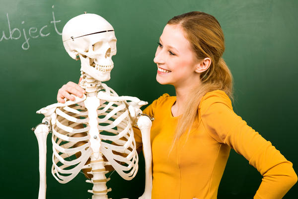 Does someone have some useful tips to help me remember what I learn in my human anatomy course and in my future health science classes?