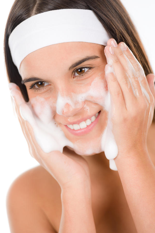 How to Get Rid of Acne Scabs Fast pics
